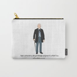 First Doctor Carry-All Pouch