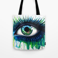 -The peacock- Tote Bag