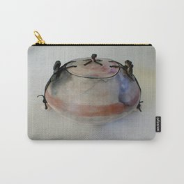 Smoke-Fired Pot Carry-All Pouch