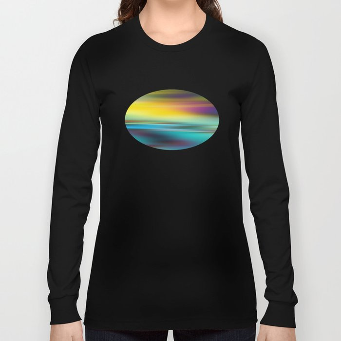 The Colors of the Sunset Long Sleeve T-shirt