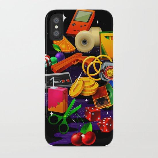 BORN 88 iPhone Case