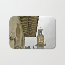 South Terrace and clock tower  Bath Mat
