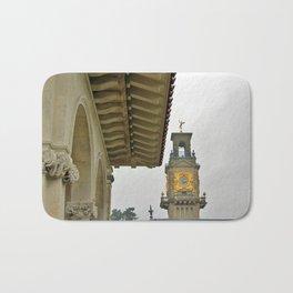South Terrace and clock tower  Bath Mat