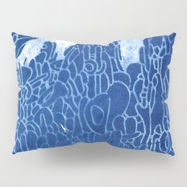 cyano spire Pillow Sham