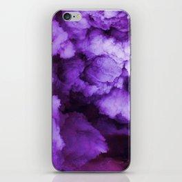 pastel cloud iPhone Skin
