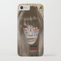 jane eyre iPhone & iPod Cases featuring JANE by Kris Tate