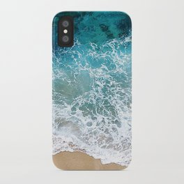 Ocean Waves I iPhone Case