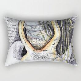 El atolladero Rectangular Pillow