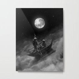 Anywhere With You Metal Print