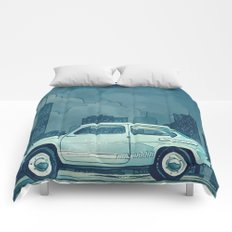 Old zaz Comforters