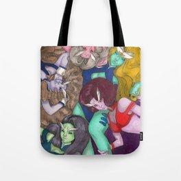 DD Girls Tote Bag