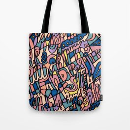 Jammin' Good (Tropical Breeze) Tote Bag