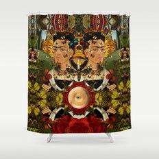 Frida II Shower Curtain