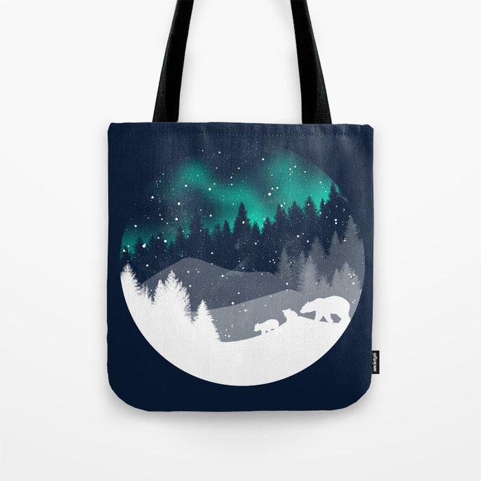 Stardust Horizon Tote Bag