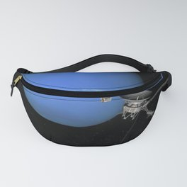 Storms on Planet Neptune Fanny Pack