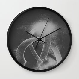 Solace and the Cold Wall Clock