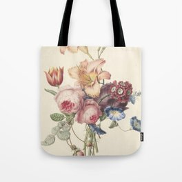 Henriëtte Geertruida Knip - a bouquet - 1820 Tote Bag