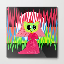 In Love | Kids Painting | by Elisavet Metal Print