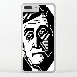 Antonio Clear iPhone Case