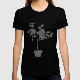 Lemon Tree Silhouette T-shirt