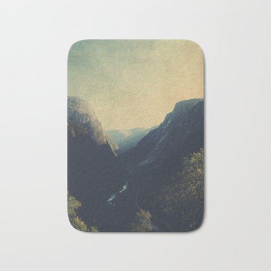 mountains VII Bath Mat