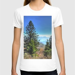 Blue Ridge Mountains North Carolina T-shirt