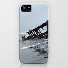 ShipWrecked iPhone Case