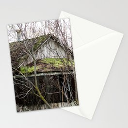 Crow's Landing, CA - Home 6 Stationery Cards