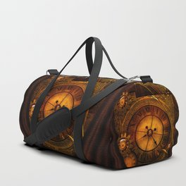 Awesome noble steampunk design Duffle Bag