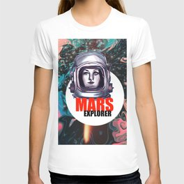 Mars explorer T-shirt