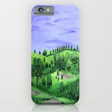 Green Hill iPhone 6s Slim Case