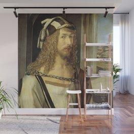 Self-Portrait by Albrecht Dürer Wall Mural