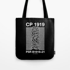 Pulse Tote Bag