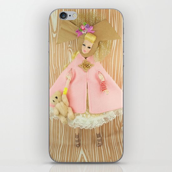 Carousel Of Color iPhone Skin