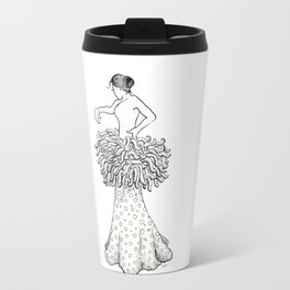 Flamenco dancer Travel Mug