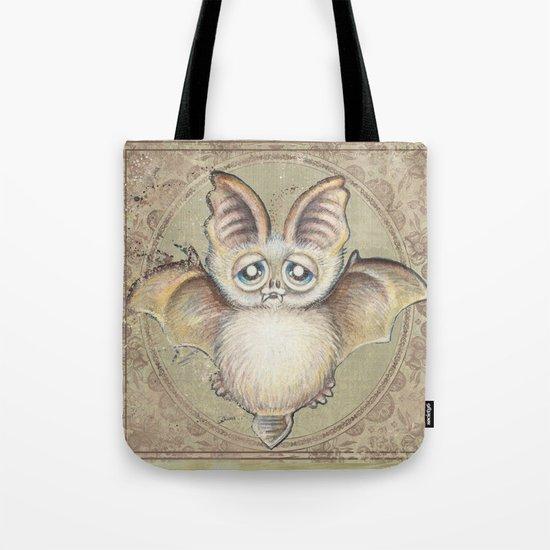 Bat Tito Tote Bag