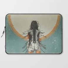 Nymph: Staring at the Sun (Ext) Laptop Sleeve