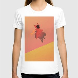 Journey. T-shirt