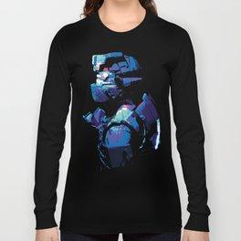 Dead Space: Splatter Isaac Long Sleeve T-shirt
