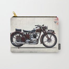 The 1939 Speed Twin Carry-All Pouch