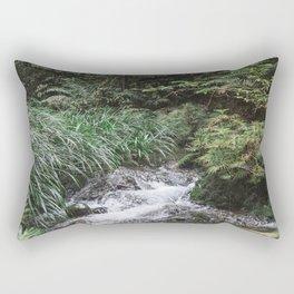 HUTAN SIMPAN AYER HITAM Rectangular Pillow