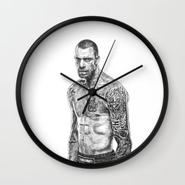 Joe Schilling - Stitch 'Em Up Wall Clock