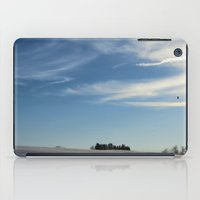wisconsin iPad Cases featuring Wisconsin Sky by tracy-Me