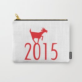 Year of Goat 2015 Carry-All Pouch