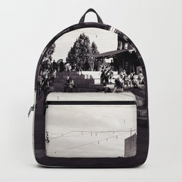 Federation Square Melbourne Backpack