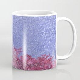 Fantasy Landscape Theme Poster Coffee Mug