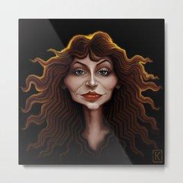 Kate Bush Metal Print