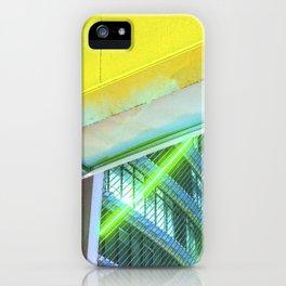 Arquitectura iPhone Case
