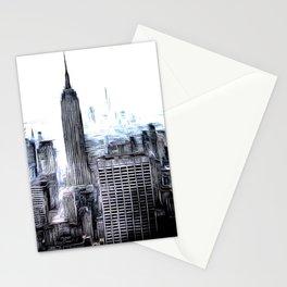 Manhattan Art Stationery Cards