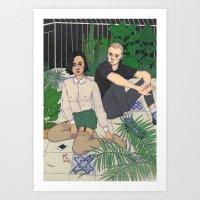 hothouse Art Print
